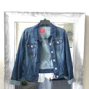 ELLE Denim Jacket Medium